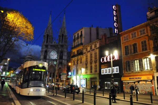 Marseille: attractions
